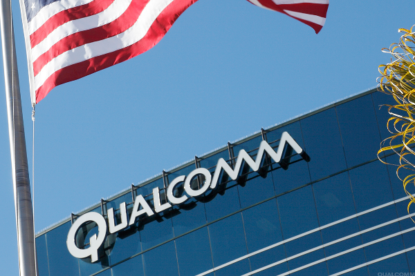 Qualcomm Falls After Short-Seller Argues It Will Lose FTC Case