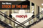 Shrinking Stores Are Shrinking Shares of Macy's on Wednesday