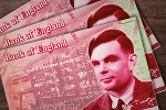 Mathematician Alan Turing Is the New Face of the Pound Sterling