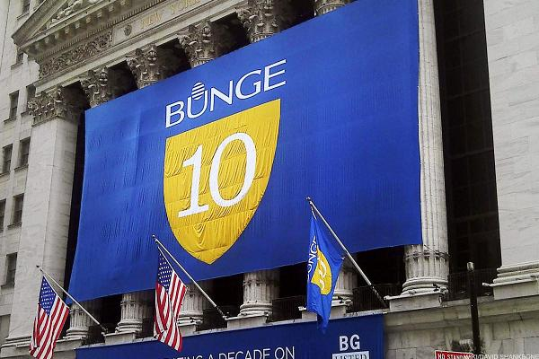 Bunge Offers Long-Term Growth and an Attractive Dividend Yield