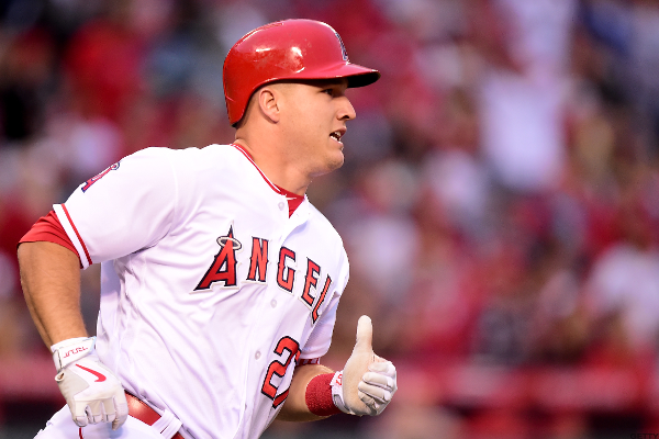 Why Major League Baseball Star Mike Trout Is Invested in This New Gatorade Foe