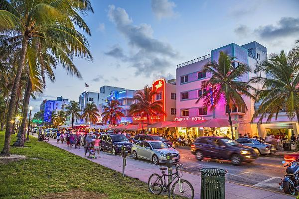 22. Miami-Fort Lauderdale-Pompano Beach, Fla.