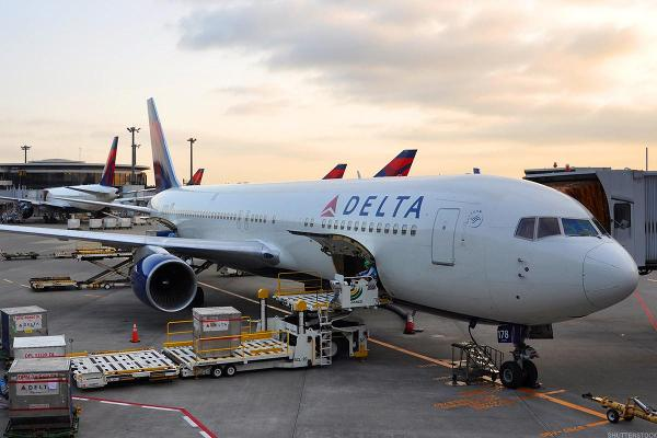Change Your Flight Plan if Delta Airlines Closes Below $57