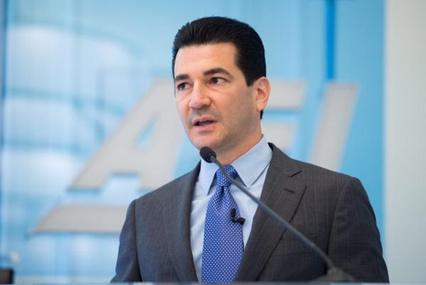 Expected nominee for FDA commissioner Scott Gottlieb