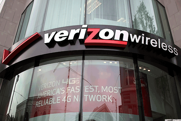 Outages Hit Verizon's Wireless Network