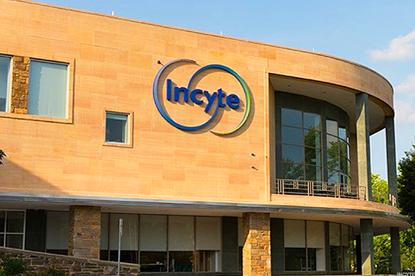 14. Incyte Corp. (INCY)
