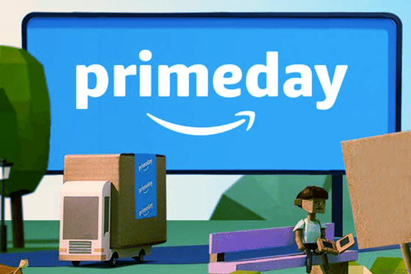 Amazon Celebrates Biggest Shopping Event in Its History on Prime Day