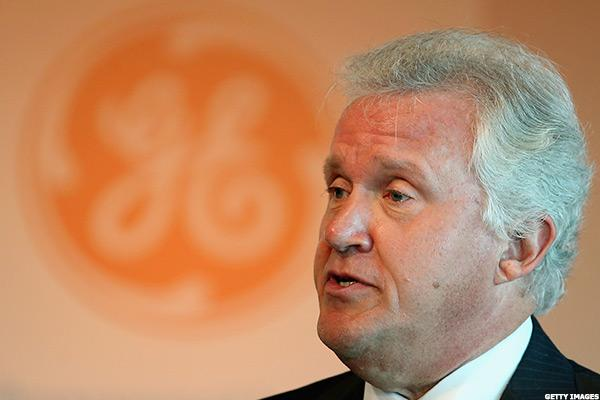 Jim Cramer -- GE Is a Great Long-Term Stock