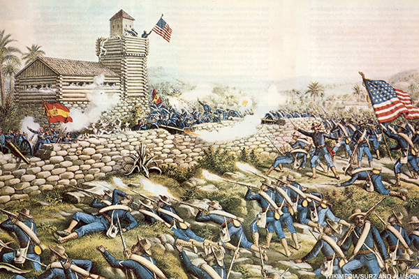 8. Spanish-American War 1898, $9 billion