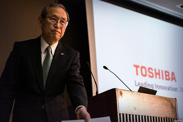 Amazon and Google's Reported Interest in Buying Toshiba's Chip Unit Could Be Sign of Things to Come