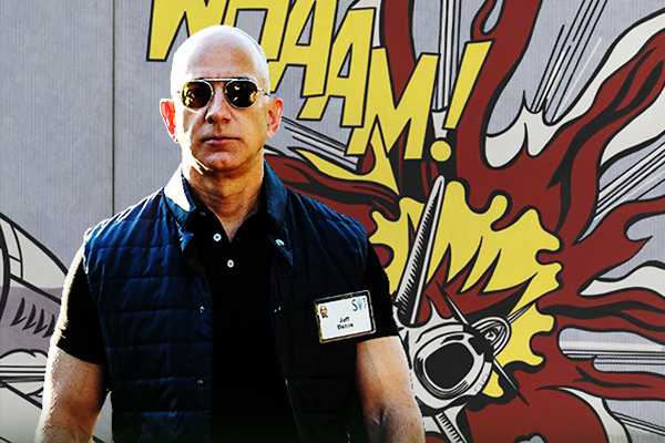 16. Amazon strikes fear into the hearts of bricks-and-mortar rivals