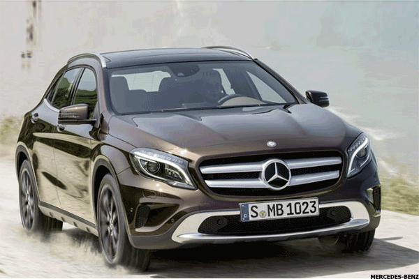 Mercedes Benz Gla Clas