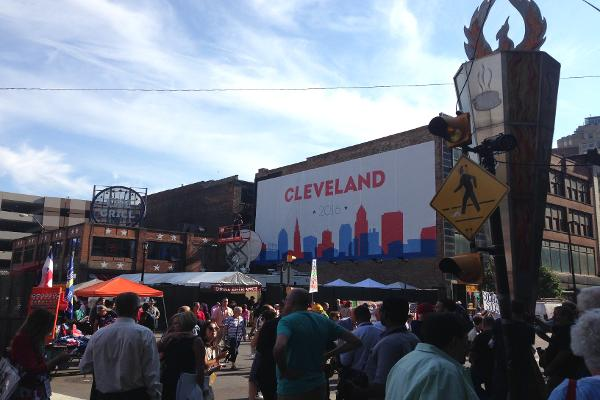 Republican Convention Isn't Turning Out as Planned for City of Cleveland