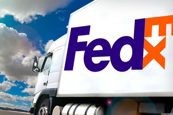 FedEx Trounces Everyone's Profit Estimates -- Jim Cramer Weighs in on Fabulous Quarter