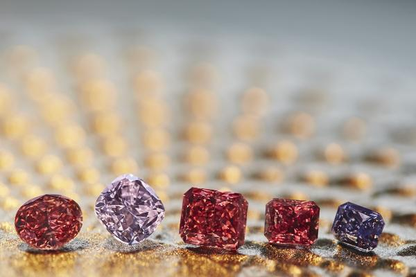 Rio Tinto Discovered This Extremely Rare 2.11 Caret Red Diamond -- First Look