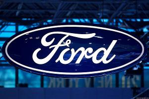 A Play on Frail Ford Into Wednesday's Earnings Report