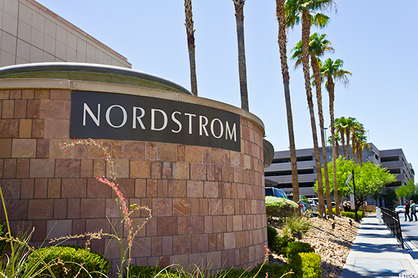 Nordstrom Investors Should Watch Out for a Downside Gap