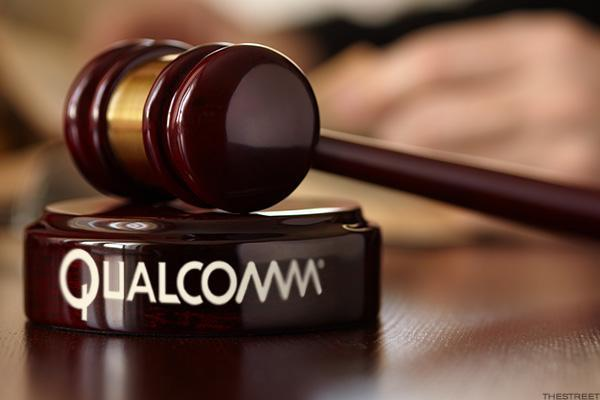 Qualcomm Files Injunction Against Apple Suppliers