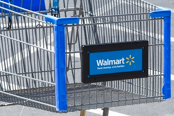 Walmart, Nike, Henry Schein Set to Shine