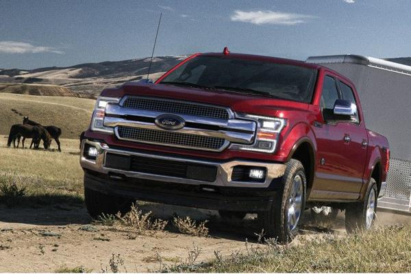 Pickup Trucks: Ford F-150