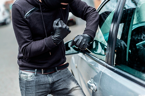 5 Ways to Keep Your Car From Getting Stolen