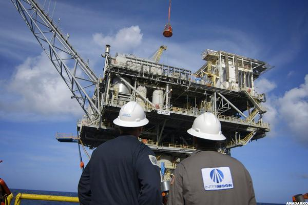 Anadarko Bullish on Oil Prices