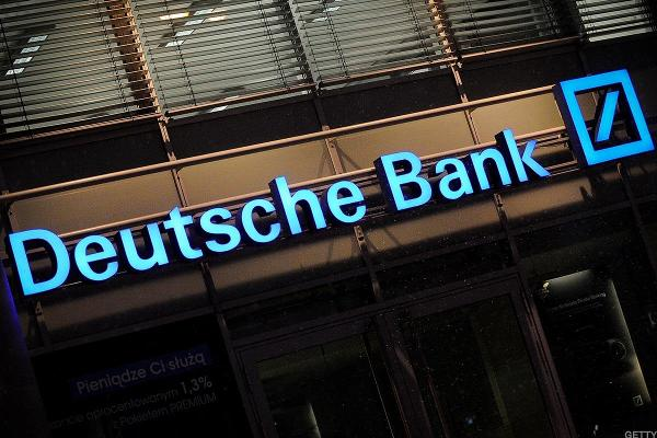 Deutsche Bank Shares Tank Since Sell Recommendation From Thestreet