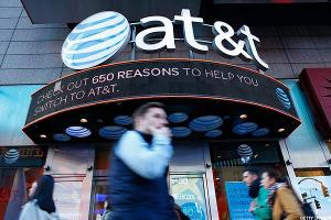 AT&T (T) Stock Higher, FCC Won't Confirm Time Warner Merger Probe