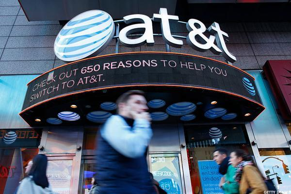 AT&T, At Home Group, Marathon Petroleum:'Mad Money' Lightning Round