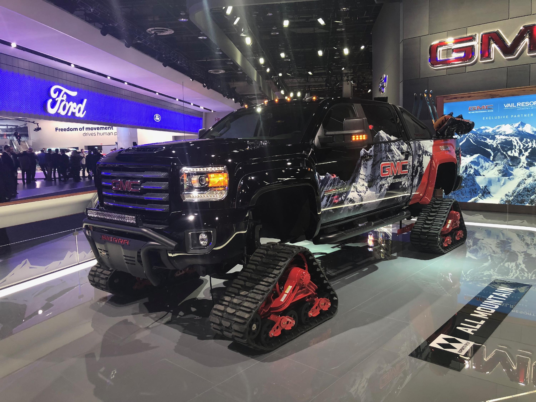 Of The Coolest Concept Vehicles At The Detroit Auto Show TheStreet - Detroit car show