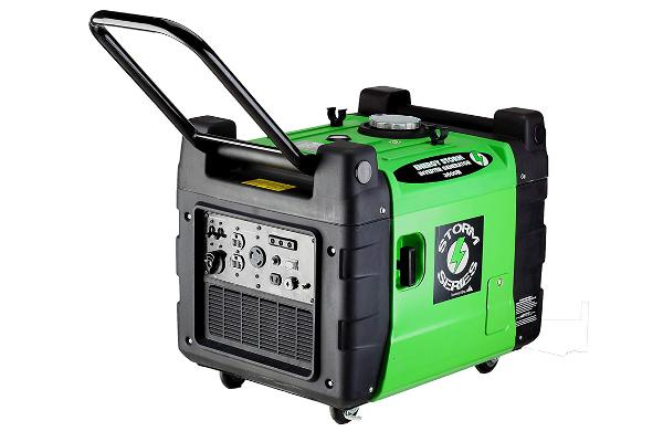 Gas-Powered Portable Generator
