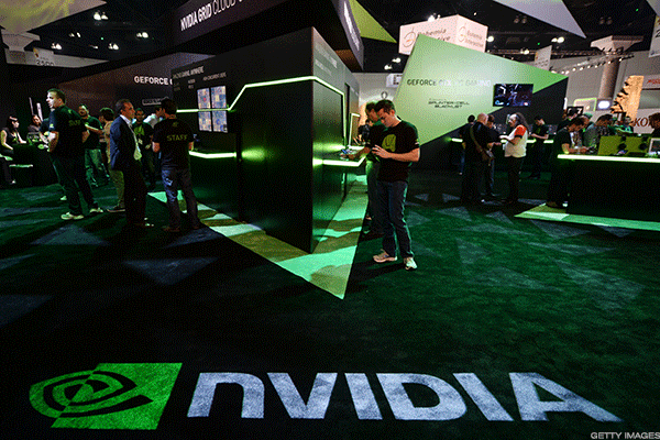 Nvidia Is Set for a Bull Leg Up