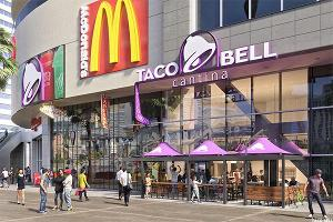 Taco Bell Plans 2,000 More Restaurants by 2022 -- and Some Are Bars Too