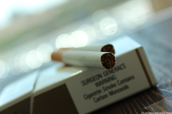 1988: Surgeon General's Report 'The Health Consequences of Smoking: Nicotine Addiction'