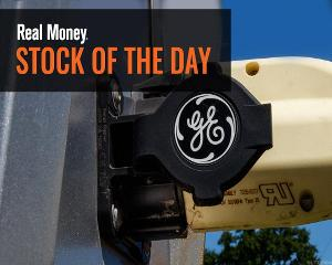 Real Money Video Wrap: GE Jumps as Analysts Look to Price in Bottom