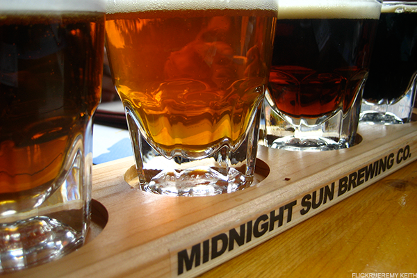 14. 2005 Midnight Sun Brewing M