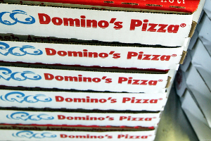 Domino's Drops as Second-Quarter Revenues Miss Estimates