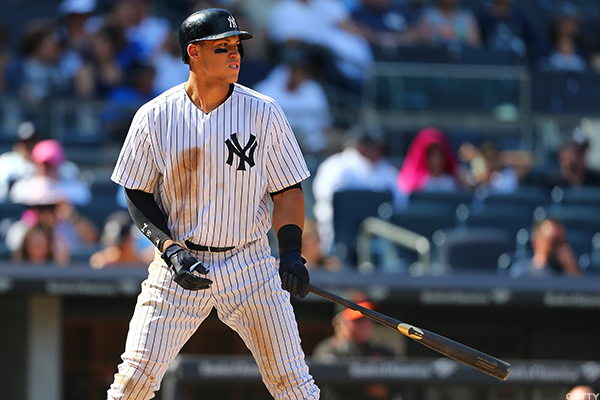 New York Yankees Rookie Aaron Judge Tops Jersey Sales List