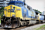 CSX: Don't Jump Off This Train, 'Cause It's Still Barreling Ahead