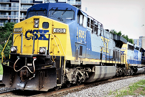 CSX Chief Exits Amid Activist Talks