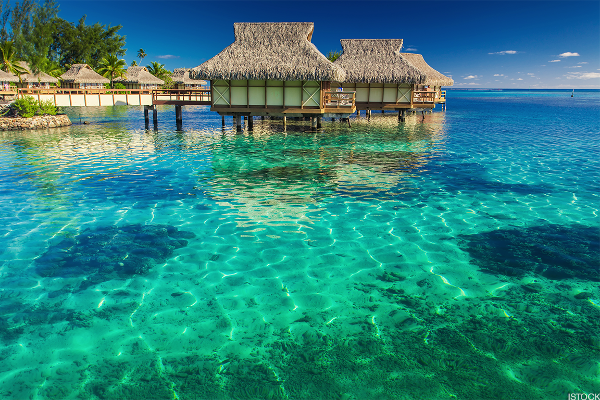 4. The Maldives