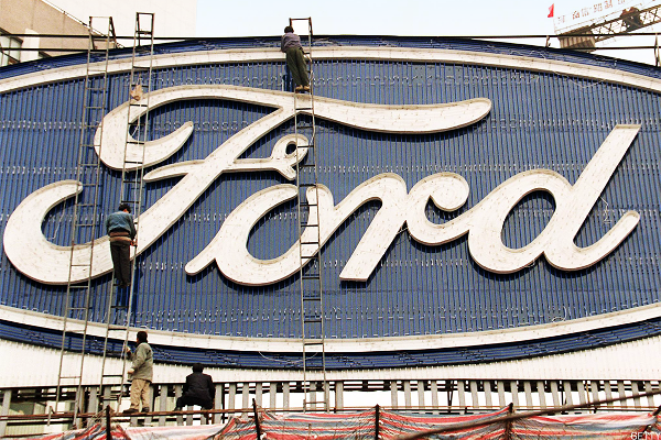 Ford Revs Higher After Rare 'Double Upgrade' From Morgan Stanley