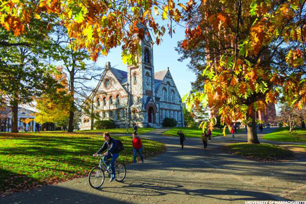 Massachusetts: University of Massachusetts, Amherst