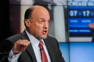 Jim Cramer: A 'Hard Left' Democratic President Would Be a 'Disaster' for Stocks