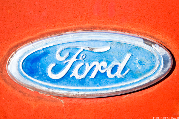1996 Ford Ignition-Switch Recall
