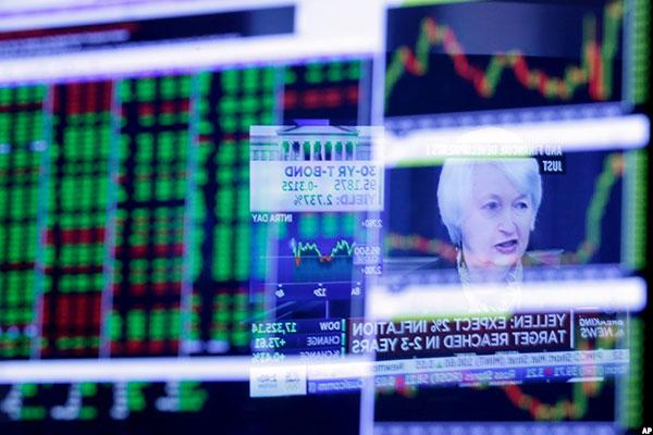 Futures Mixed After Rate Increase, Asia Lower