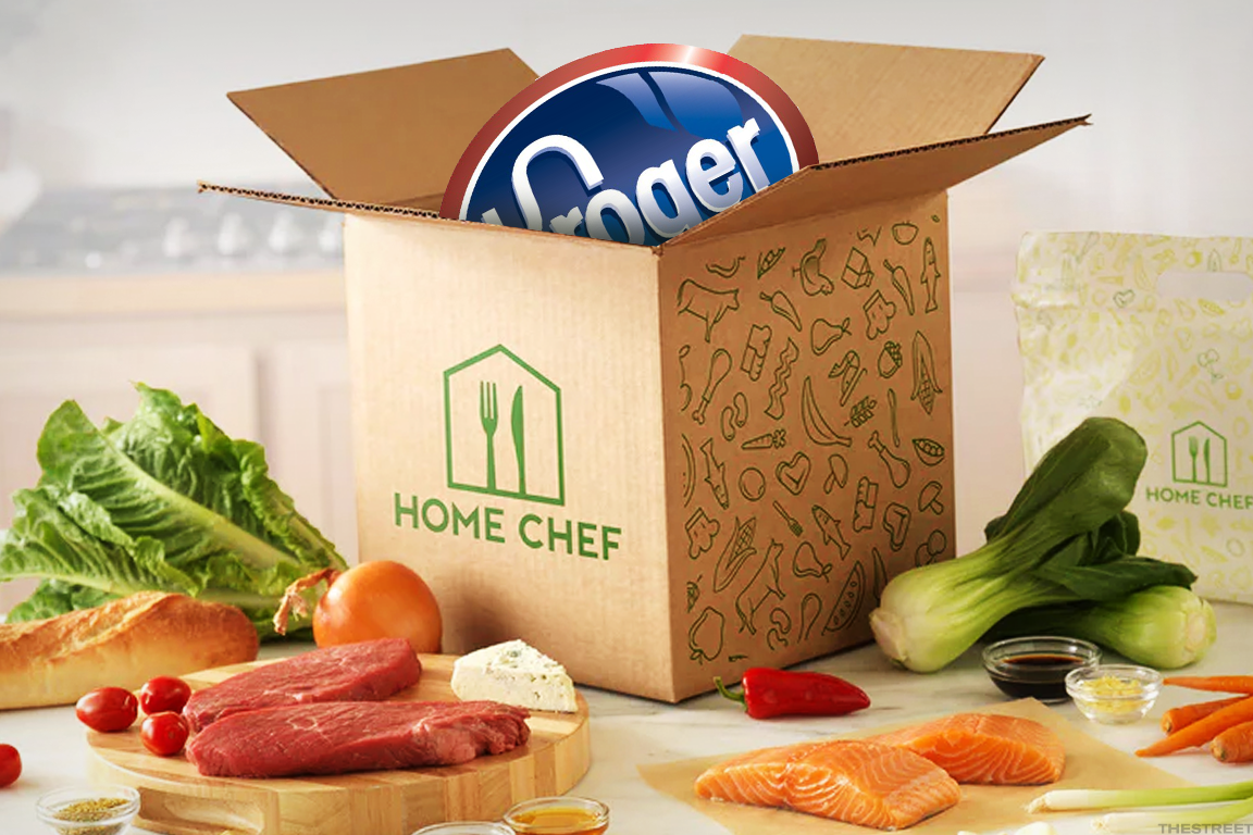 Kroger's acquisition of Home Chef shows it's trying to stay competitive in a quickly-changing market.
