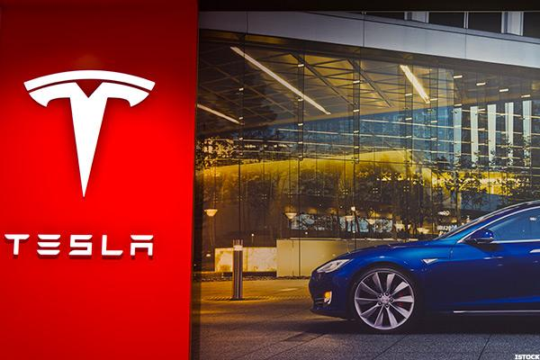 Jim Cramer -- Goldman Downgrade Puts Tesla Under a Cloud