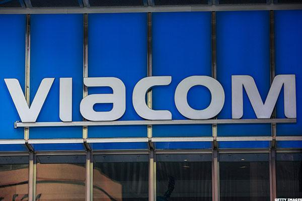 Viacom (VIAB) Stock Higher, In Talks About Paramount Stake with Wanda