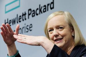 HP Enterprise's Struggles Might Have a Lot to Do With Microsoft